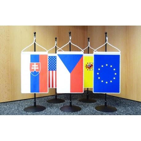 Stolní vlaječka státní