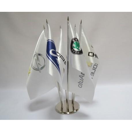 Stolní vlaječky na zakázku