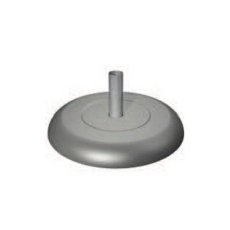 Deska kruhová, váha: 16 kg, beton