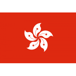 Vlajka Hong Kong